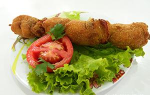 Espetinho de frango