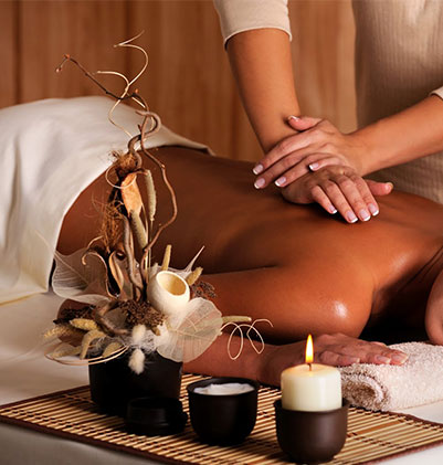 Estética e massagem