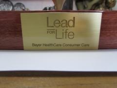 Troféus Bayer