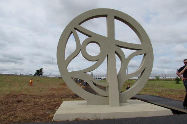 Monumento Trevão Ribeirão Preto - SP