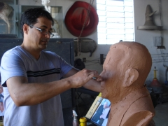 Busto Dr. Paulo Prata