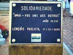 Simbolo da Solidariedade