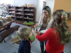 Promoção Mês das Mães Harmonie em parceria com Empório São José / Verde Vivo.
