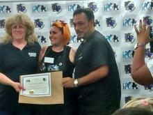 Certificação Internacional  I.P.G