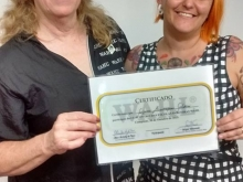 Certificação Escola Parceira Wahl
