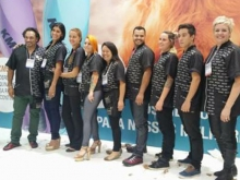 Equipe Wahl na Pet South América 2015