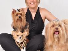 groomer Suzana Lourençon Goldoni