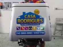 Casa Rodrigues - Botucatu/SP
