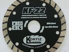 Disco Diamantado KF22 Concreto