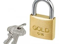 Cadeado Gold G-35