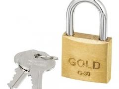 Cadeado Gold G-30
