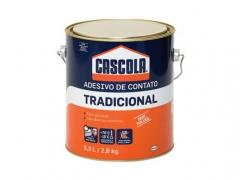 Cola Cascola 2,8Kg / 3,3L