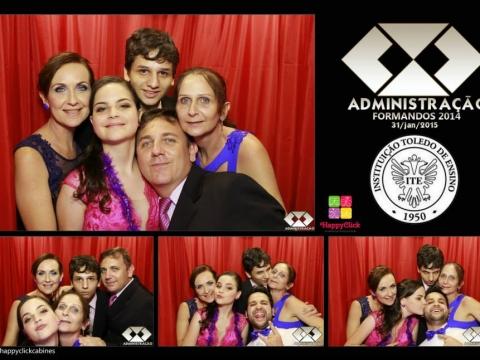 Formatura ITE- ADM 2014