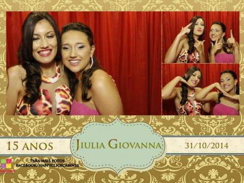 15 anos - Jiulia Giovanna