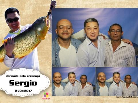 Aniversário do Sergio