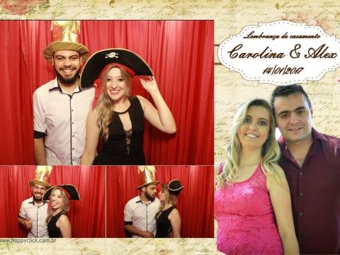 Carolina & Alex
