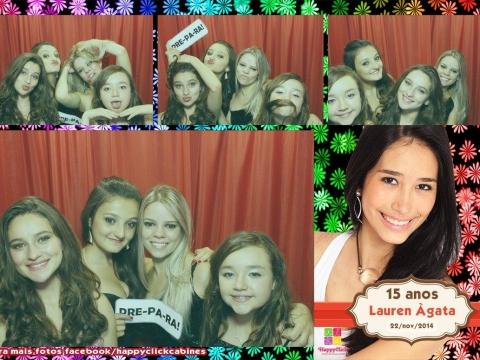 15 anos - Lauren Agata