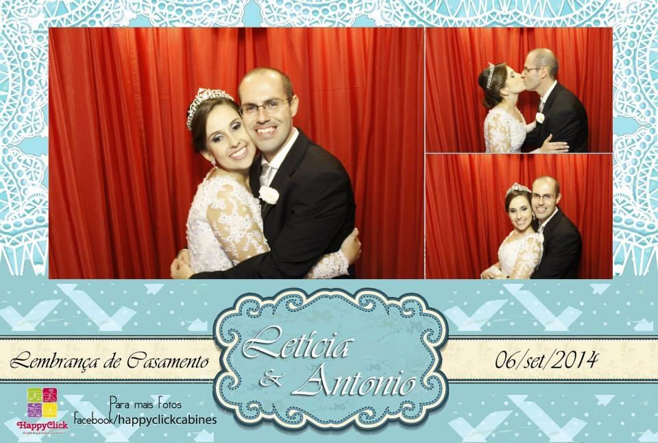 """<p>Veja abaixo alguns momentos que a HappyClick capturou! Para ver todas as fotos, cliquem em:<a href=""""https://www.facebook.com/media/set/?set=a.442779155864750.1073741876.327084327434234&type=1"""" target=""""_blank""""><span style=""""color: #33cccc;""""><strong>Letícia e Antonio</strong></span></a></p>"""