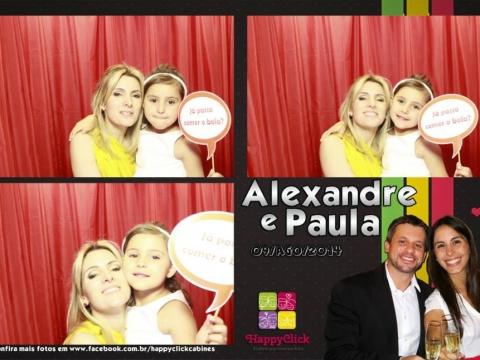 Alexandre & Paula