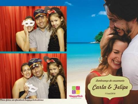 Carla & Felipe