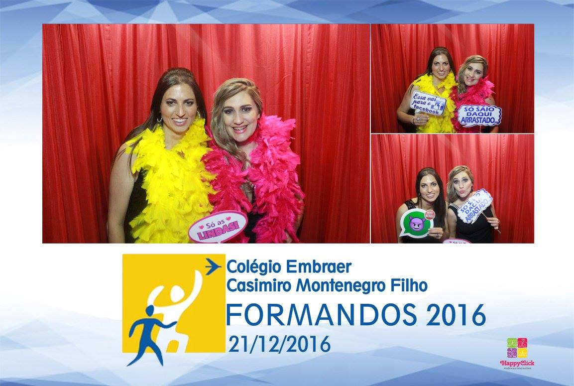 Colégio Embraer - Formatura 2016