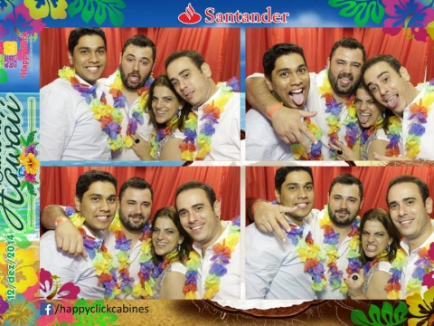 Baile do Hawaii - Santander
