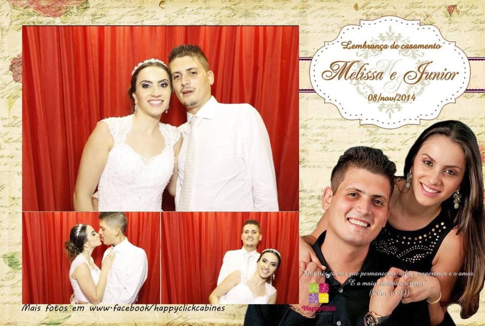 """<p><span>Veja abaixo alguns momentos que a HappyClick capturou! Para ver todas as fotos, cliquem em: <a href=""""https://www.facebook.com/media/set/?set=a.468947343247931.1073741882.327084327434234&type=1""""><span style=""""color: #ff0000;""""><strong>Casamento Melissa e Júnior</strong></span></a></span></p>"""