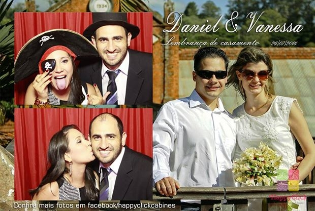 """<p><span>Veja abaixo alguns momentos que a HappyClick capturou! Para ver todas as fotos, cliquem em:<a href=""""https://www.facebook.com/media/set/?set=a.418477948294871.1073741861.327084327434234&type=1""""><span style=""""color: #993366;""""><strong>Casamento Daniel & Vanessa</strong></span></a></span></p>"""