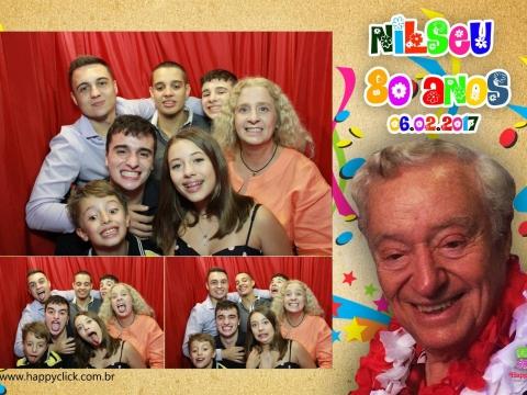 Nilseu 80 anos