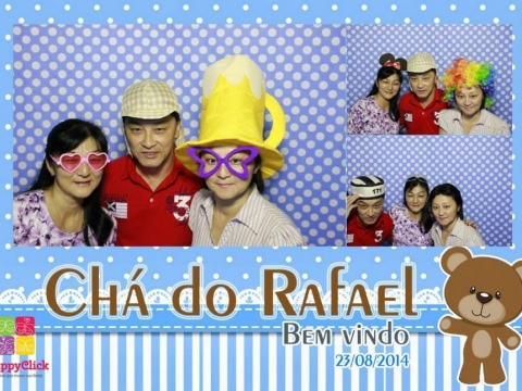 Chá do Rafael