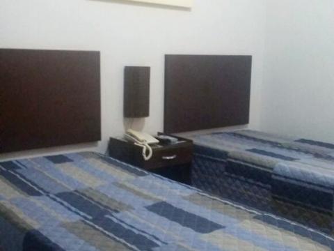 Standard Duplo (1 cama de casal ou 2 solteiro)