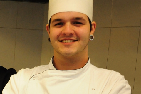 <h4>Nelson Osório</h4><br /><h5>Sous Chef</h5>
