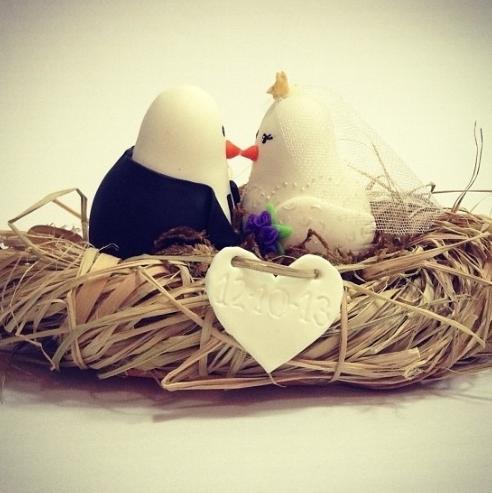 Inove no topo de bolo do casamento com três tipos que fazem sucesso