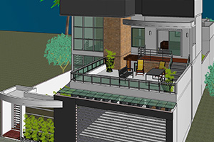 Residência Villas Paraíso - Botucatu