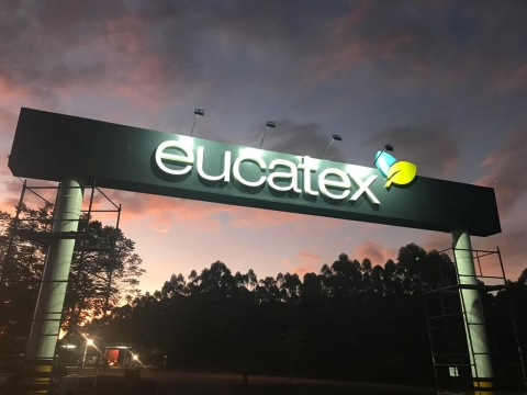 PÓRTICO EUCATEX - BOTUCATU
